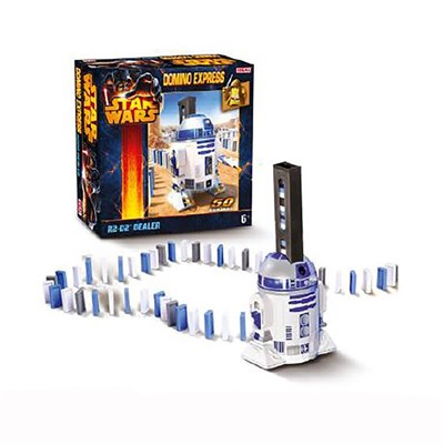 Domino Express Star Wars R2 D2 Auto Dealer