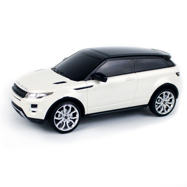 RC 1-14 Range Rover Evoque White