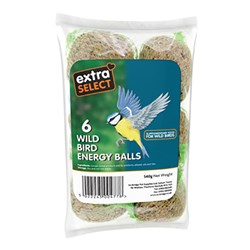 Extra Select 6 Pack Fat Balls x 20