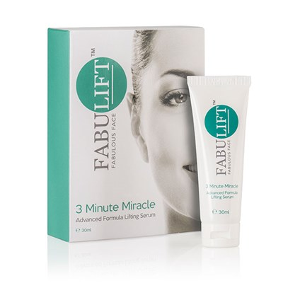 Fabulift Fabulous Face 3 Minute Miracle Advanced Formula Lifting Serum 30ml