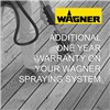 Wagner 1 Year Extended Warranty No Colour