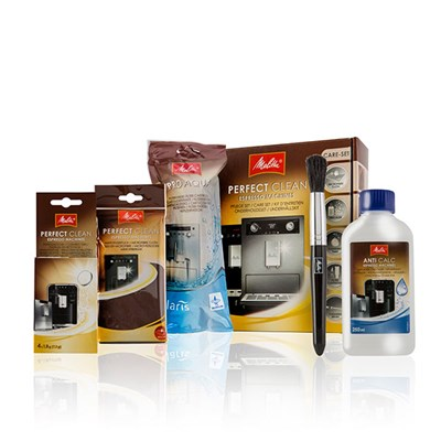 Melitta Perfect Clean Coffee Machine Care Set