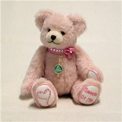 Little Sweetie Bear by HERMANN - Spielwaren - Limited Edition 99 Pieces