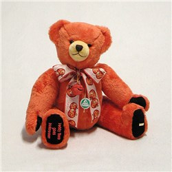 Teddy Bear Goes Halloween - by HERMANN - Spielwaren - Limited Edition 30 Pieces