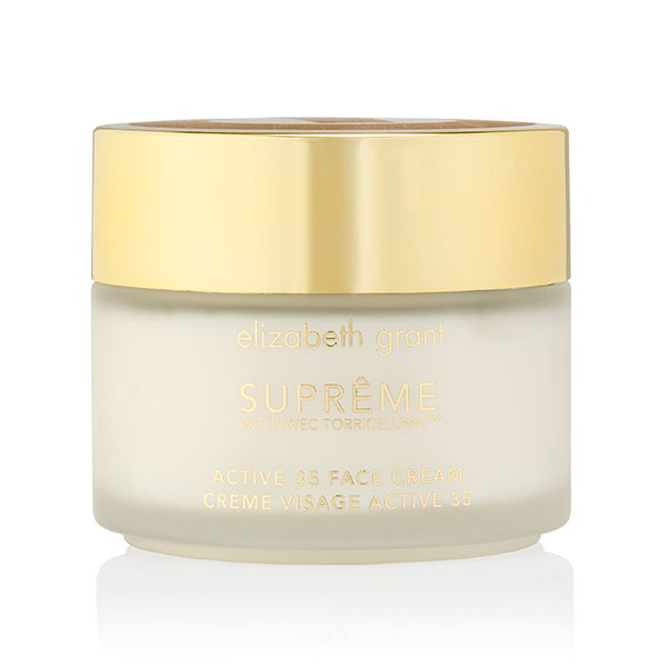 Elizabeth Grant Supreme Active 35 Cream 100ml No Colour