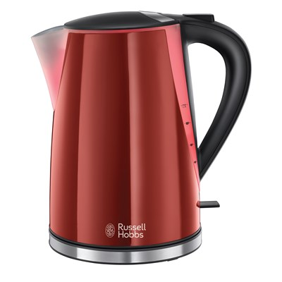 Russell Hobbs Red Mode Easy Pour Kettle 1.7L 3000W