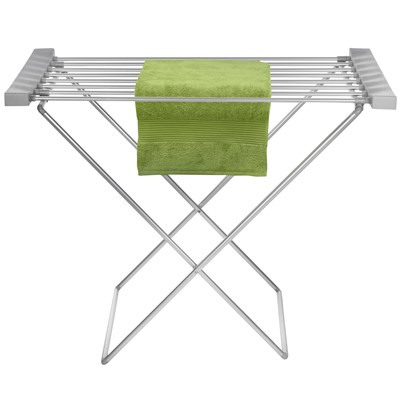 Pifco Heated Clothes Airer - White