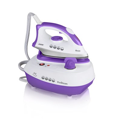 Swan Pressurized Steam Station Iron