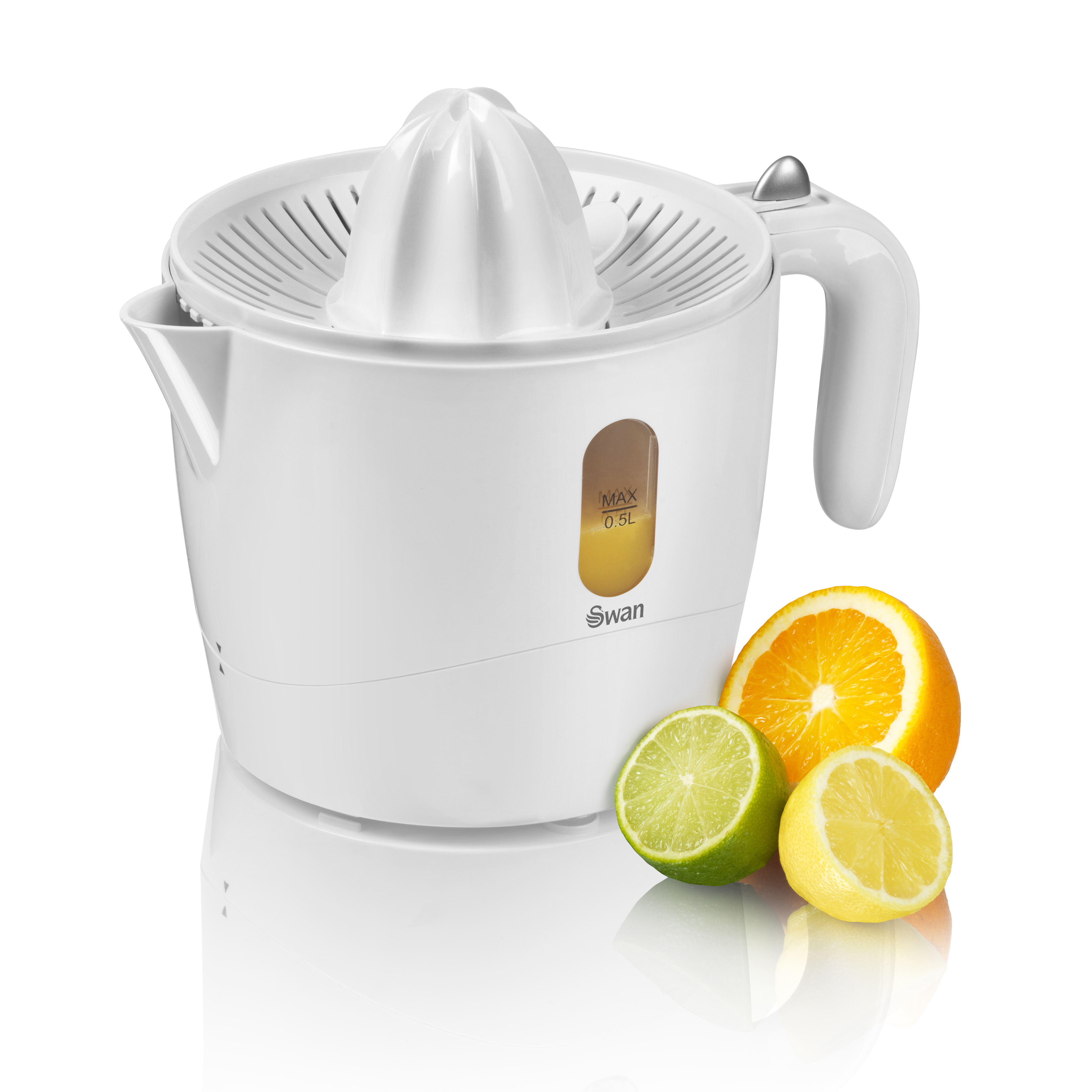 Swan 500Ml Citrus Press - White No Colour
