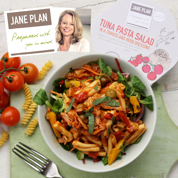 The Jane Plan 4 Week Hamper Meat Option
