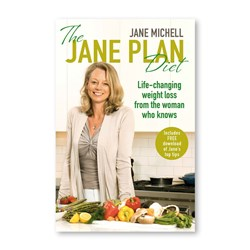 The Jane Plan Book Signed by Jane Michell