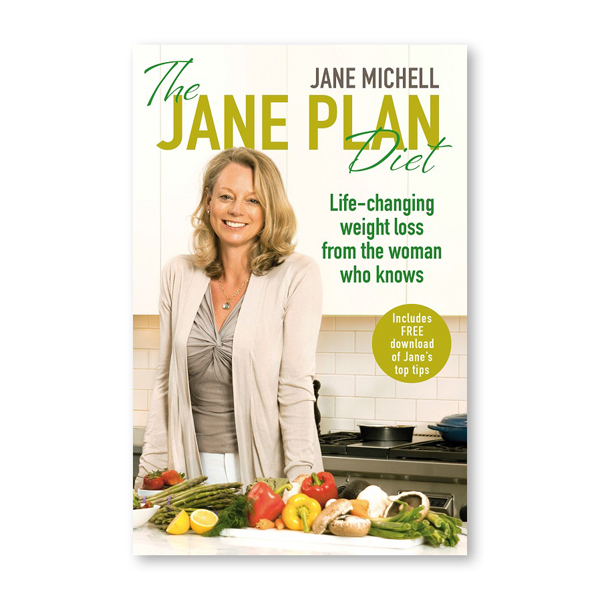 The Jane Plan Book Signed by Jane Michell No Colour