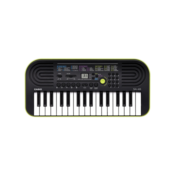 Casio SA-46 32 Note Mini Key Keyboard No Colour