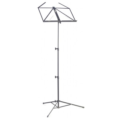 Stagg MUS-A3 Collapsible Music Stand - Black