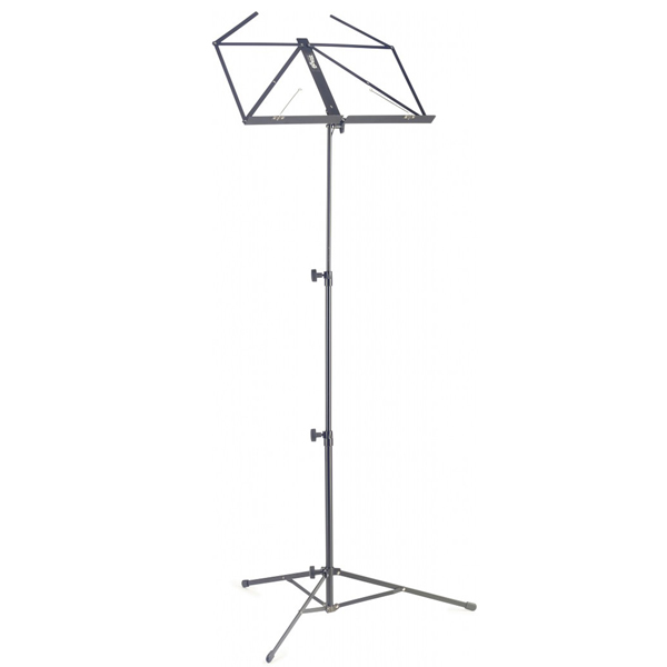Stagg MUS-A3 Collapsible Music Stand - Black No Colour