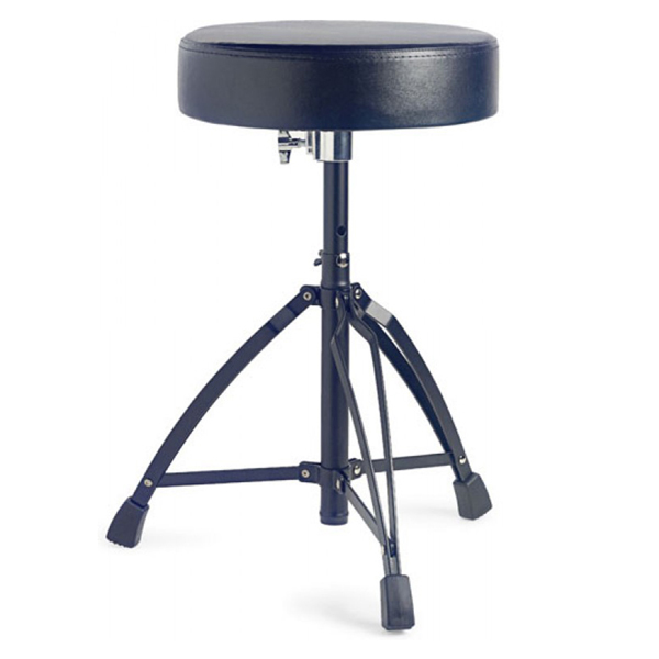 Stagg DT-32 Double Braced Drum Stool/Throne No Colour