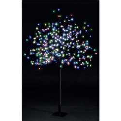 Outdoor LED Cherry Blossom Tree - 1.8m with 350 Multi-Function LED Lights