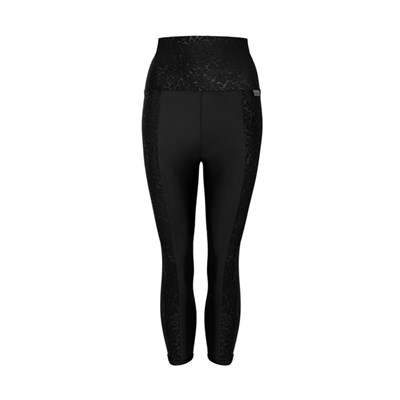 Proskins Intelligent Slim Range High Waisted 3/4 Length Leggings