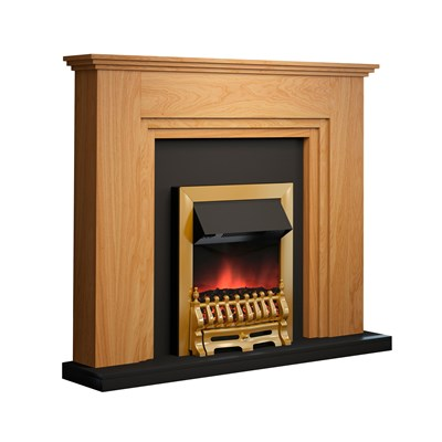 Warmlite Oxford Fireplace Suite