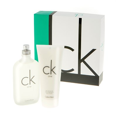 Calvin Klein One Eau De Toilette 200ml and Body Lotion 200ml