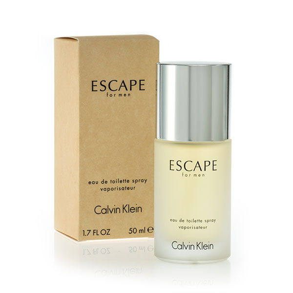 Calvin Klein Escape Eau De Toilette Spray 50ml No Colour