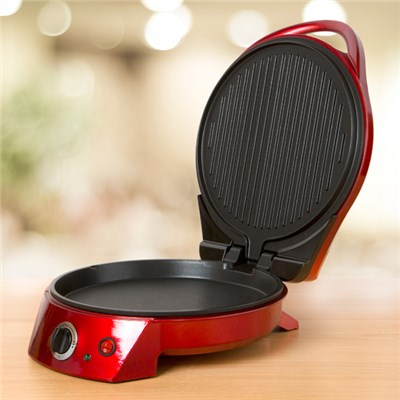 Gourmet Gadgetry Retro Diner Pizza Oven and Multi-Grill