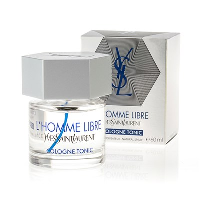 Yves Saint Laurent LHomme Libre Cologne Tonic Eau De Cologne 60ml