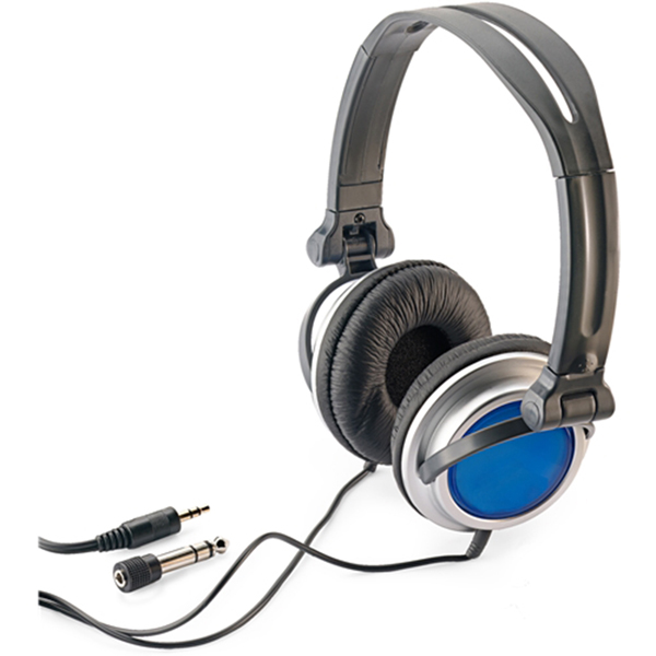 Rocket Hi Profiled Stereo Headphones No Colour
