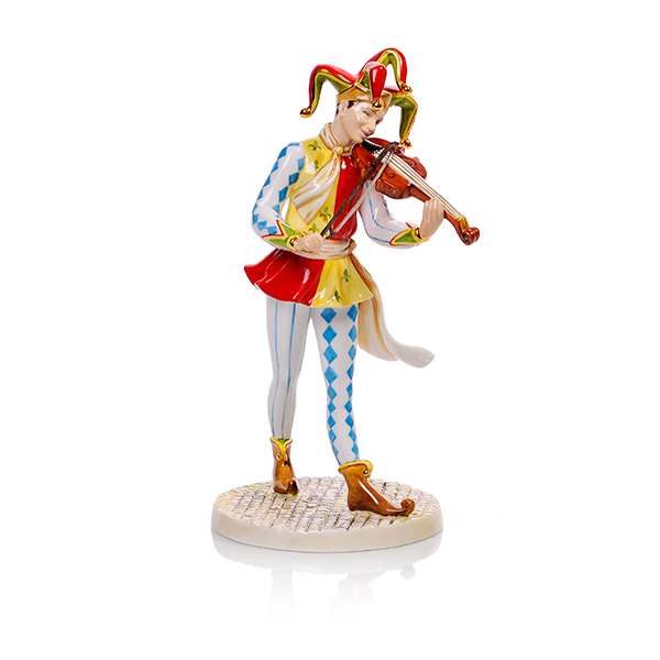 The Jester by English Ladies - Height 22cm No Colour