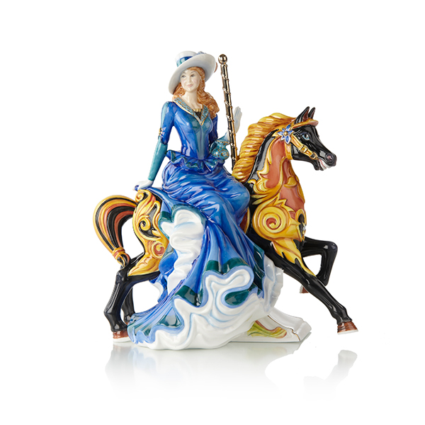 The Merry Go Round by English Ladies - Height 25cm - Limited Edition of 750 No Colour