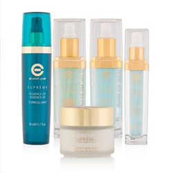 Elizabeth Grant Supreme Face Collection - Active 35 Cream 100ml, Day Serum 60ml, Night Serum 60ml, Eye Serum 30ml, Supreme Essence of Torricelumn 50ml