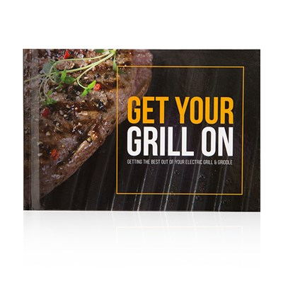 Get Your Grill On Recipe Book