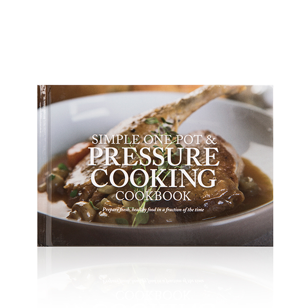 The Pressure Cooking Cookbook No Colour