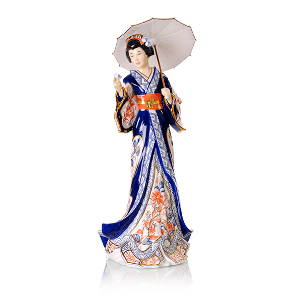Lady Imari by English Ladies No Colour