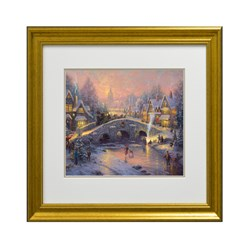 Thomas Kinkade Spirit Of Christmas Limit