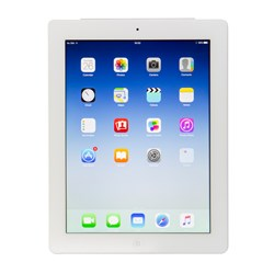"Apple iPad 4 128GB Wi-Fi and 4G with 9.7"" Retina Display (Refurbished by Apple)"