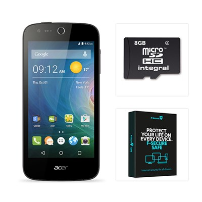 Acer Z330 4G 8GB Smartphone