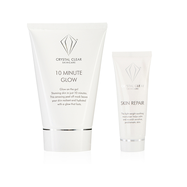 Crystal Clear 10 Min Glow 100ml with Bon No Colour