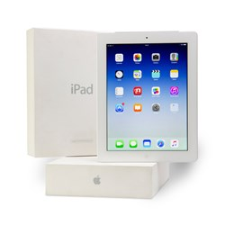 Apple iPad 3 64GB Wi-Fi with 9.7 inch Retina Display (Refurbished As New by Apple with One Year Warranty)