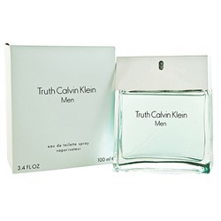 Calvin Klein Truth Homme Eau De Toilette Spray 100ml
