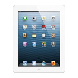 Apple iPad 4 16GB Wi-Fi and 4G with 9.7 inch Retina Display (Refurbished with One Year Warranty)