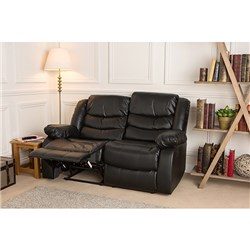 The Furniture Collection Havana Two Seater Recliner Sofa