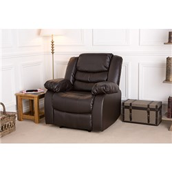 The Furniture Collection Havana Recliner Armchair