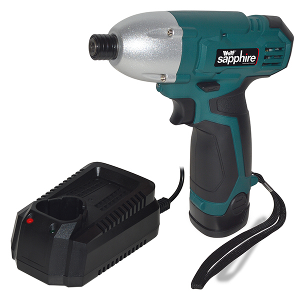 Wolf Sapphire 12V Drill Driver - Body Only No Colour