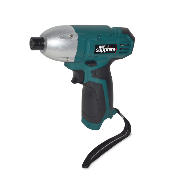 Wolf Sapphire 12V Impact Driver - Body Only No Colour