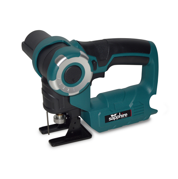 Wolf Sapphire 12V Jigsaw / Reciprocating Saw - Body Only No Colour