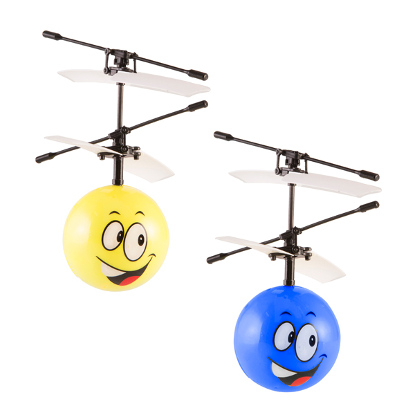 Motion Controlled Hover Ball Twinpack No Colour