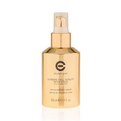 Elizabeth Grant Supreme Cell Vitality Revitalising Day Serum with Gold 100ml