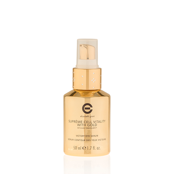 Elizabeth Grant Supreme Cell Vitality Victory Eye Serum with Gold 50ml No Colour