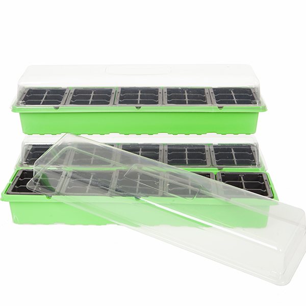 Windowsill Propagator Kit - 3 x propagator sets No Colour